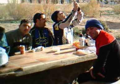 La etapa de hoy Domingo 7-12-2003